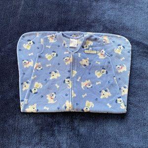 Halo 6-12 month fleece zippered sleep sack
